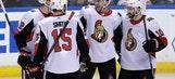 Duchene scores twice, Sens stop Panthers' home win streak