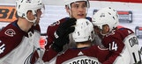 Compher's 2 goals lead Avalanche to 5-1 win over Wild