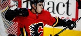 Smith and Gaudreau help Flames finally edge Oilers, 1-0