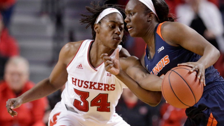 Nebraska women ride biggest turnaround to NCAA Tournament