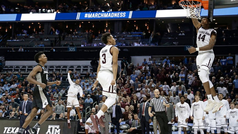 Rebounding critical in Texas A&M-UNC game in West 2nd round
