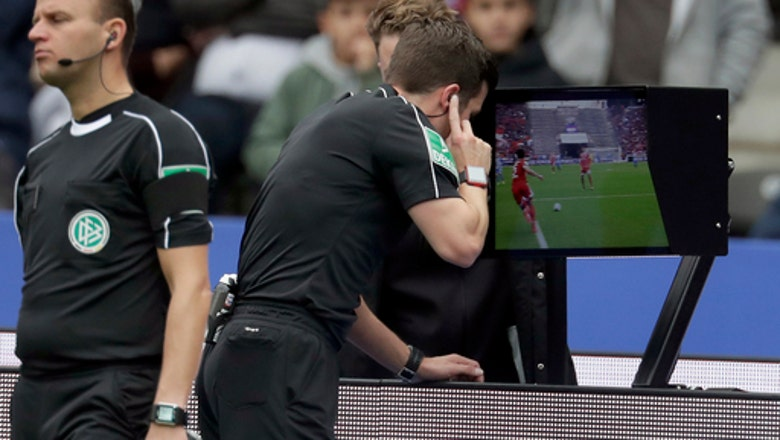 FIFA finally approves video review to use at World Cup