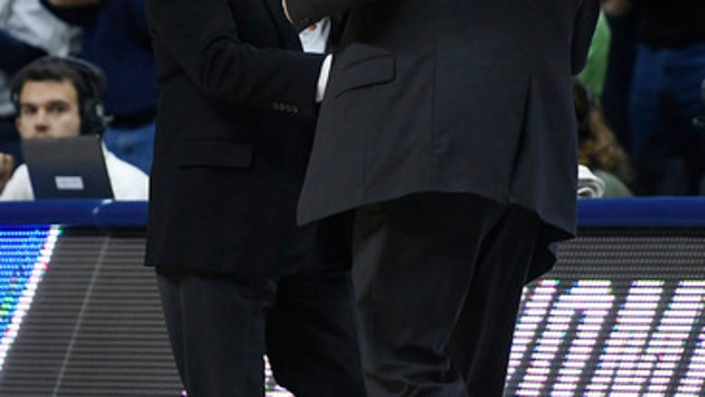 UConn wins in record fashion; double-digit seeds prevail