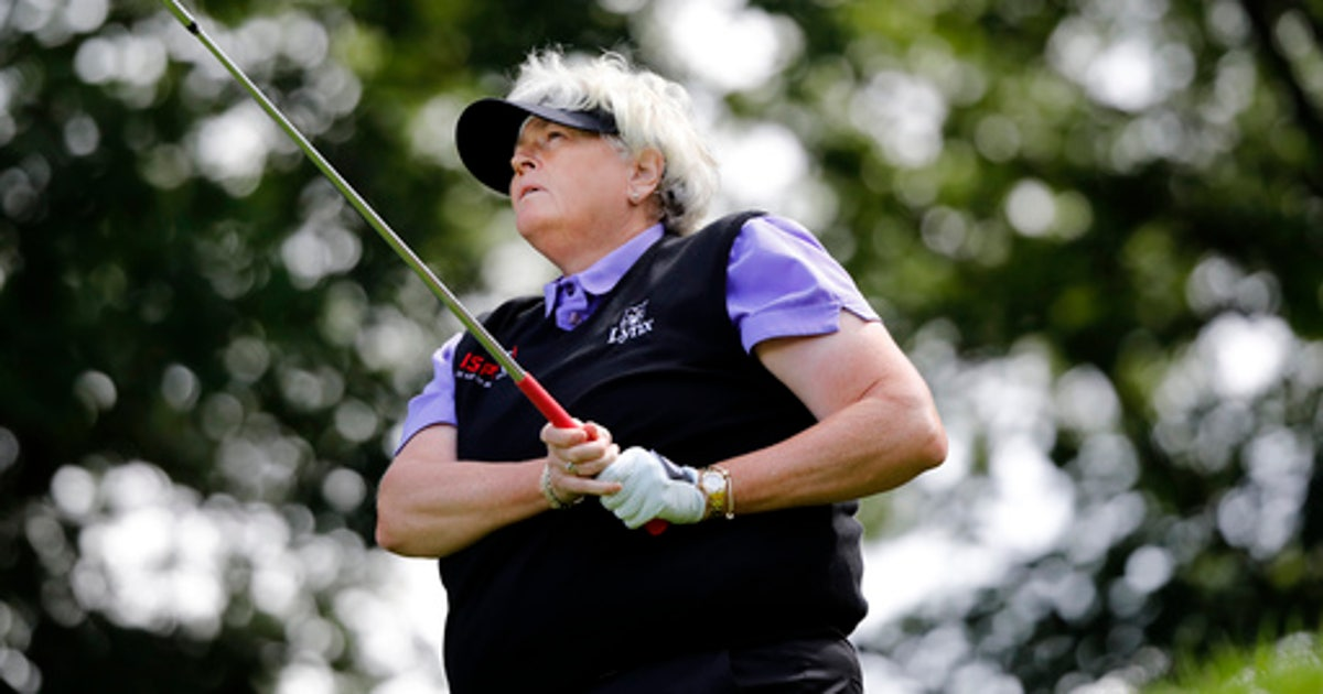 54-year-old Laura Davies shoots 9-under 63 in Founders Cup ...