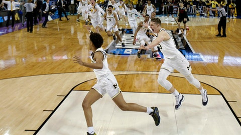 NCAAs amp up the March Madness