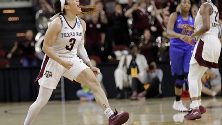 Notre Dame, Texas A&M clash again, this time in Sweet 16