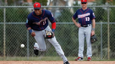 Jorge Polanco, Twins shortstop (↓ DOWN)