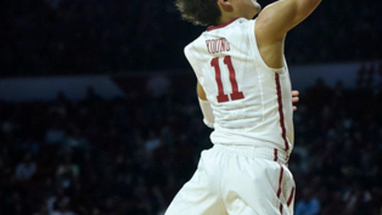 Oklahoma's Trae Young leaving for NBA after freshman season