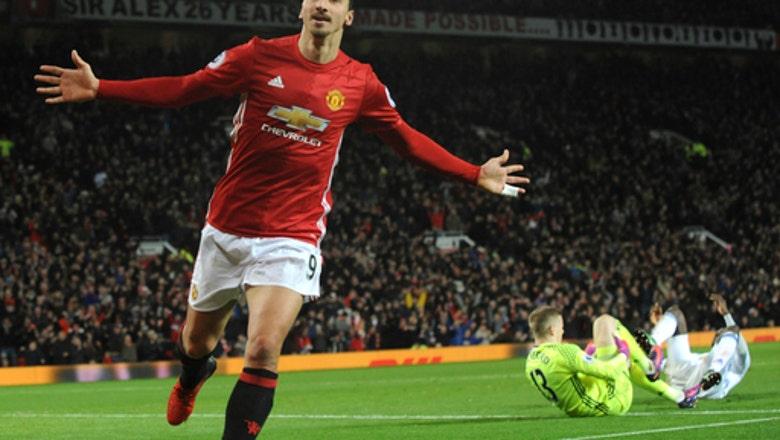 AP sources:  Zlatan Ibrahimovic to join LA Galaxy