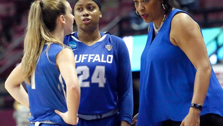 Buffalo women take lead from bold, boisterous Legette-Jack