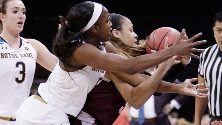 Notre Dame back in Elite 8 after beating Texas A&M 90-84