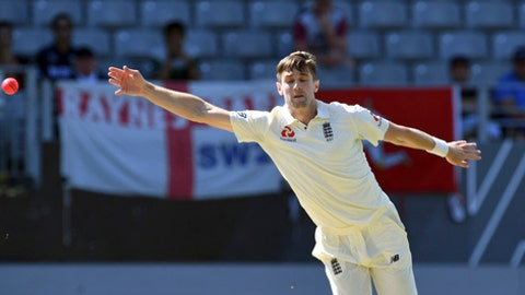 Dismal England bowled out for 58 in first Test against New Zealand