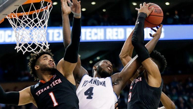Villanova needed  defense, not offense to down Texas Tech