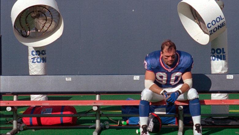 Ex-Giant Corey Widmer declines Montana Football Hall of Fame