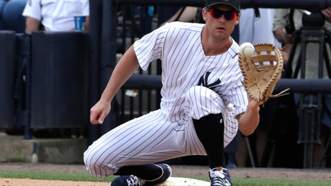 Yankees' Bird (ankle) out 6-8 weeks