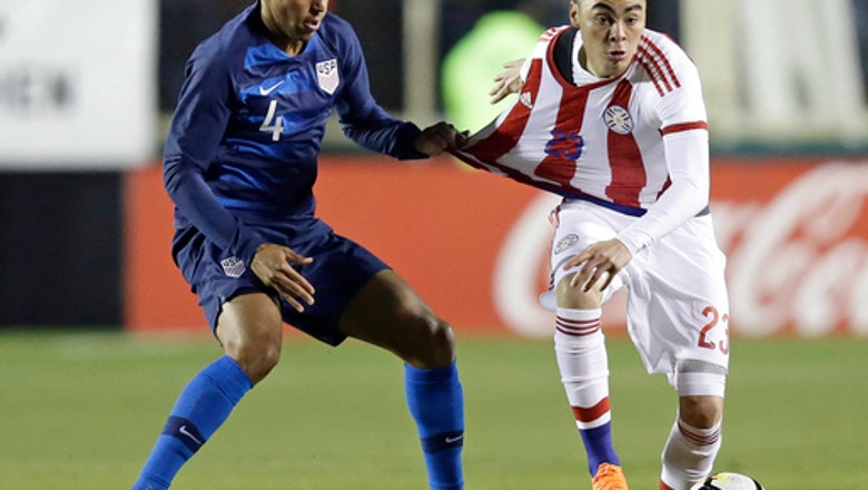 Weah debuts, Wood scores and US beats Paraguay 1-0