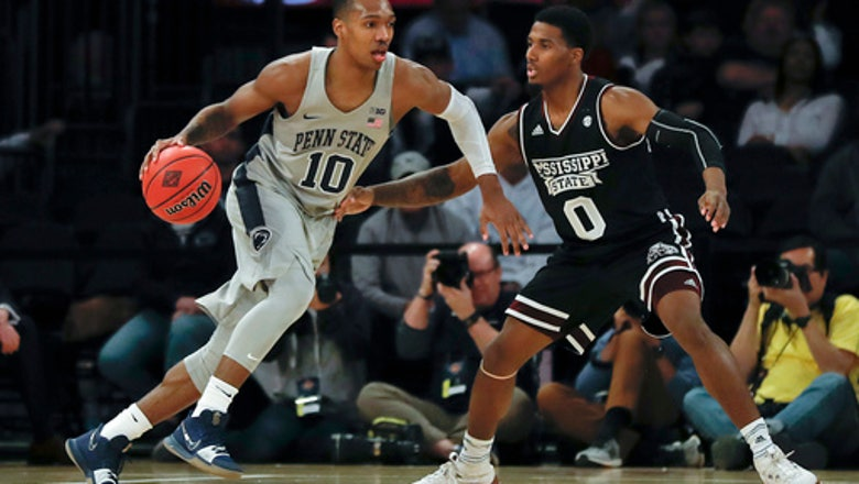Penn State routes Mississippi State 75-60 to reach NIT final