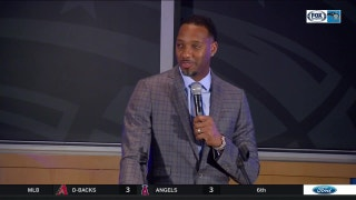 Tracy McGrady inducted into Orlando Magic Hall of Fame