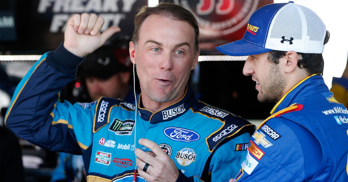Kevin Harvick has some advice for the younger drivers in NASCAR