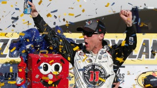 The path to success wasn't always easy for Kevin Harvick