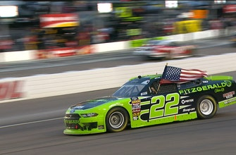 Brad Keselowski wins at ISM Raceway   2018 NASCAR XFINITY SERIES   FOX NASCAR