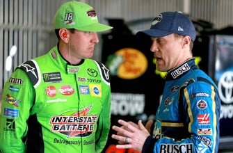 Kyle Busch says his team is ready to beat Kevin Harvick in California