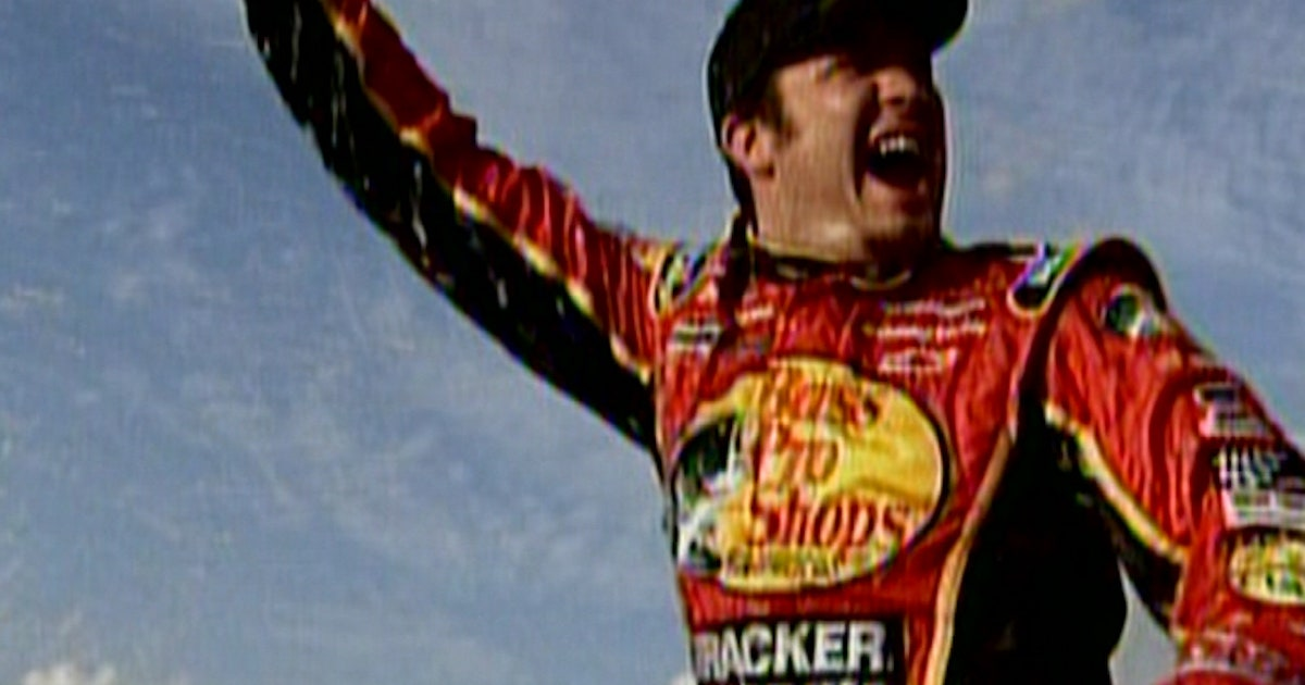 The moment that Martin Truex Jr. finally felt he made it