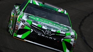 Should Kyle Busch be frustrated after three top-five finishes on the West Coast swing?