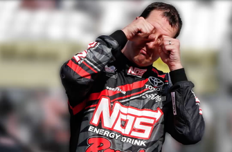 Motte's Minute: Kyle Busch goes off on an epic Twitter rant after Auto Club.