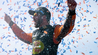 Winner's Weekend: Martin Truex Jr. – Auto Club