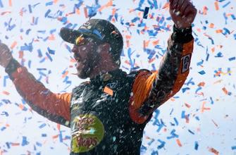 Winner's Weekend: Martin Truex Jr. – Auto Club
