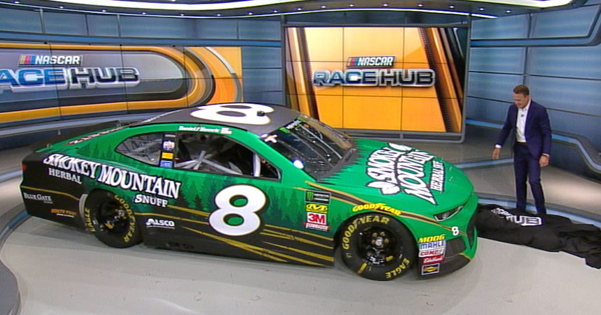 Daniel Hemric to drive the No. 8 in Cup Series debut at Richmond (VIDEO)