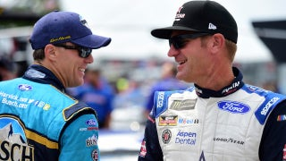 Drew Blickensderfer says Stewart-Haas Racing is the team to beat after the first five races