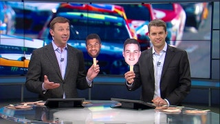 Chad Knaus and David Ragan take the 'Young Gun' pop quiz