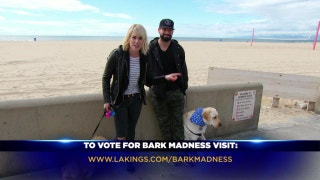 #XTRAPOINT: Bark Madness with Nate Thompson of LA Kings and his dog, Eddie