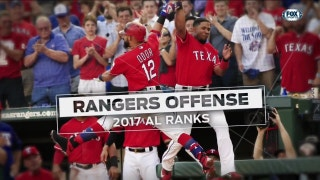 2017 Season Stats | Rangers Insider Season Preview