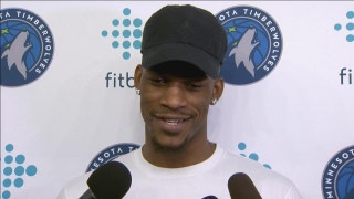 Timberwolves' Butler gives update on rehab from knee injury