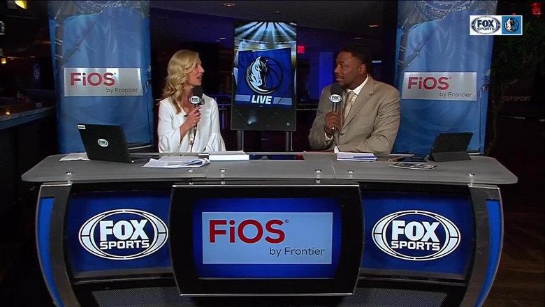 Mavs knocked Denver down in the standings | Mavs Live