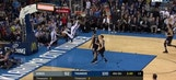 WATCH: Russell Westbrook to Jerami Grant for the Ally-Oop | Kings at Thunder