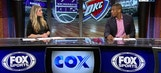 Thunder top Kings in 106-101 win | Thunder Live