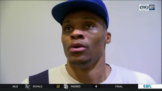 Russell Westbrook on impact of Brewer, win over Clippers