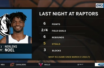 Images of Nerlens Noel Looking to make statement in Free Agency | Mavs LIve