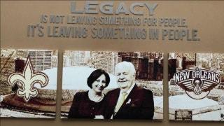 Tom Benson's Legacy | Pelicans Live