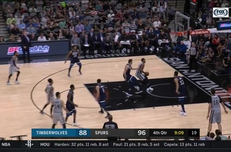 Images of WATCH: Rudy Gay with the transition dunk in 4th vs. T-Wolves