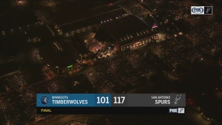 On 3-Game Win-Streak, Spurs roll past T-Wolves | Spurs Live