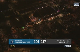 Images of On 3-Game Win-Streak, Spurs roll past T-Wolves | Spurs Live
