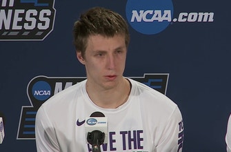 Images of TCU emotional after season-ending loss to Syracuse