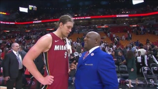 Kelly Olynyk on 2OT win: That's as playoffs as it gets right there