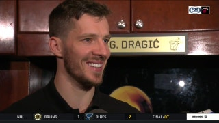 Goran Dragic: 'Tonight's game was perfect'