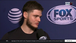 Tyler Johnson stresses the importance of winning the past two games